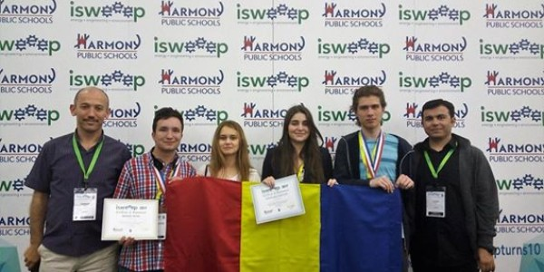 ISWEEEP International world's largest science competition
