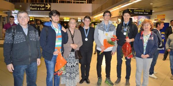 Rezultate remarcabile la Olimpiada Europeana de Fizica