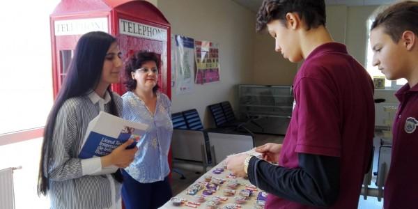 Ziua limbilor moderne la ICHB