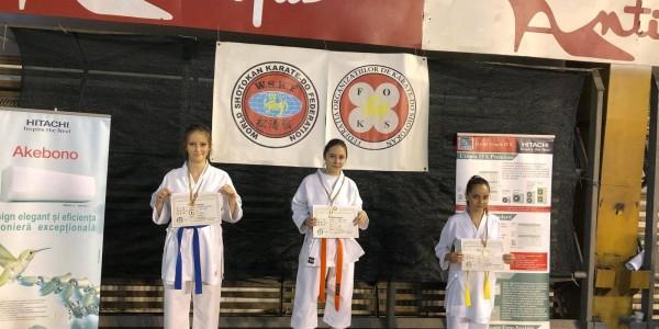 Cupa României la Karate Shotokan