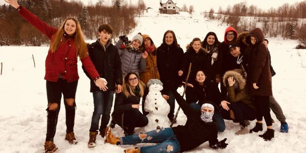 Excursie Rasnov
