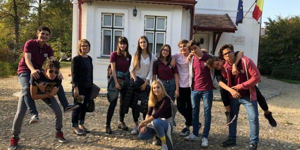 Vizită la casa Tudor Arghezi– Mărțișor
