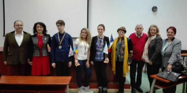 Concursul National de Chimie C.D.Nenitescu