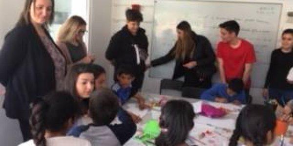 Continuam activitatile de voluntariat in preajma Sarbatorilor Pascale