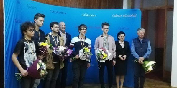 Olimpiada Balcanica de Matematica 2019